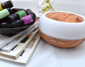 Should I use my essential oil diffuser during the winter months?