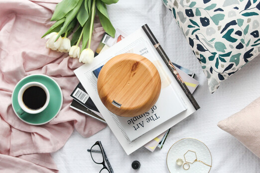 Ultrasonic essential oil diffuser: what is it and how does it work?