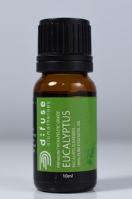 Eucalyptus Essential Oil - NZ