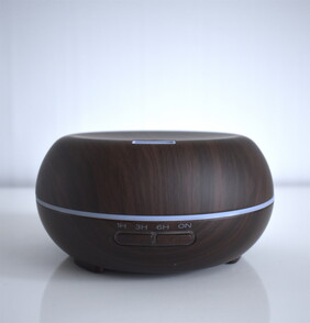 Ultrasonic Essential Oil Diffuser NZ - Dark Acorn NZ