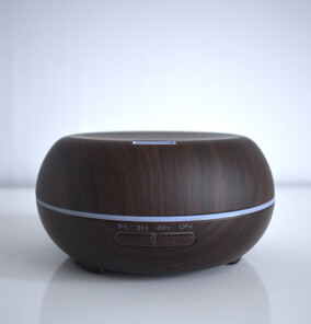 Ultrasonic Essential Oil Diffuser - Dark Acorn NZ