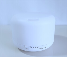 NEW! Ultrasonic Essential Oil Diffuser - Radiance NZ