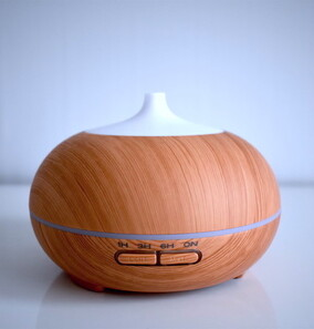 Ultrasonic Essential Oil Diffuser - Light Alps NZ