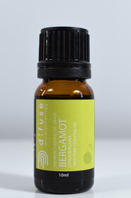 Bergamot Essential Oil - NZ