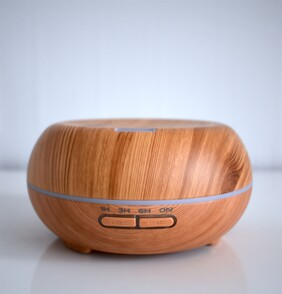 Ultrasonic Essential Oil Diffuser NZ - Light Acorn NZ