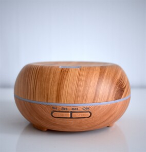 Ultrasonic Essential Oil Diffuser - Light Acorn NZ