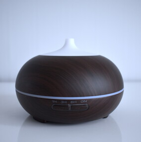 SALE! Ultrasonic Essential Oil Diffuser - Dark Alps NZ
